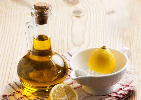 Касторовое масло с лимоном от запоров