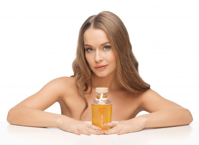 Льняное масло для увеличения груди