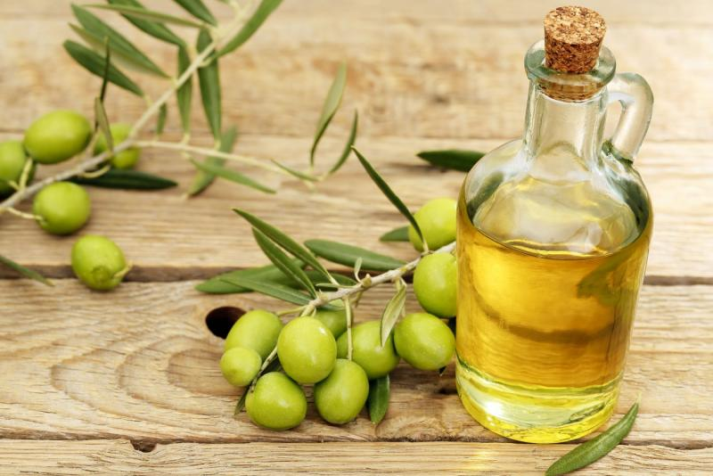 Маслины и оливковое масло