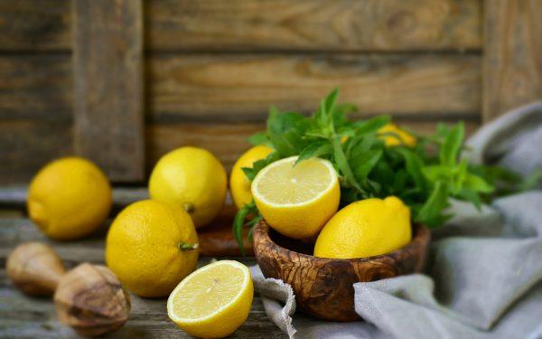 Несколько лимонов