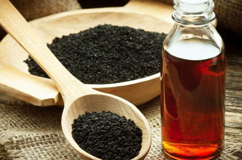 Семена и масло чёрного тмина