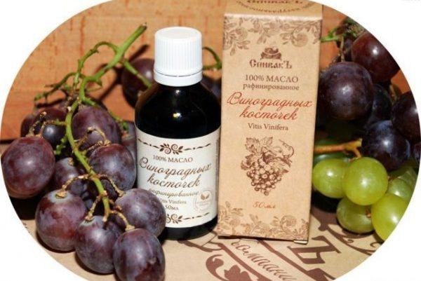 Виноград и виноградное масло