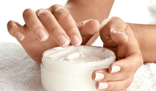 домашний крем для ногтей