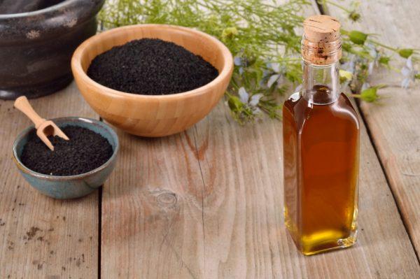 масло из семян чёрного тмина