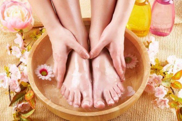 противогрибковая ванночка для ног и рук