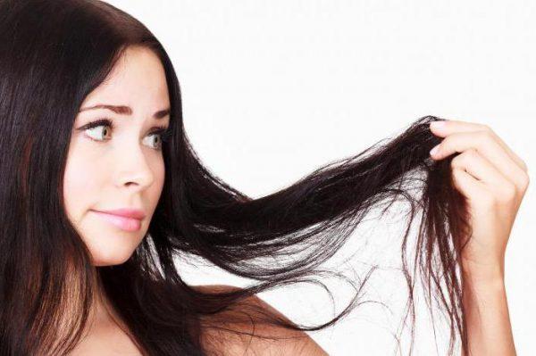 жирные и безжизненные волосы