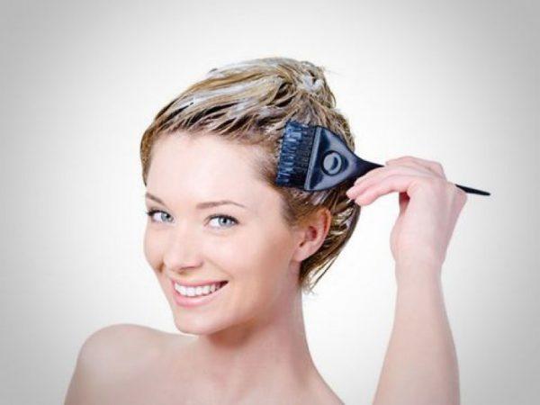 маска для волос с голубой глиной