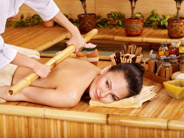 Бразильский антицеллюлитный массаж
