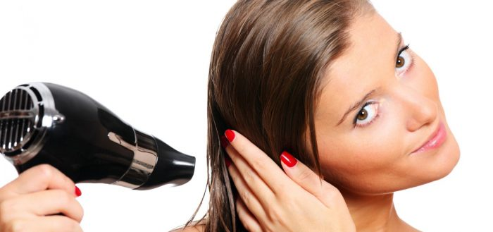 фен для сушки и укладки волос