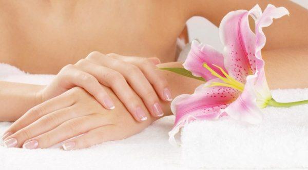 Красасивые руки и ногти