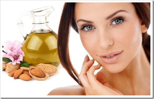 Миндальное масло и чистая кожа