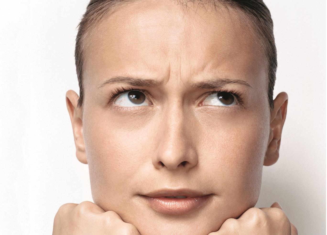 Как убрать глубокие морщины на лице