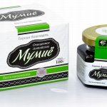 Натуральная паста «Горная благодать Мумиё»