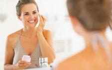 Применение крема от морщин