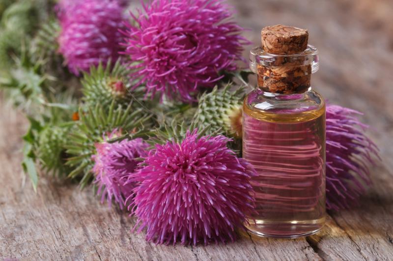 Репейное масло для роста волос применение