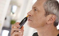 Триммер для удаления волос из носа и ушей