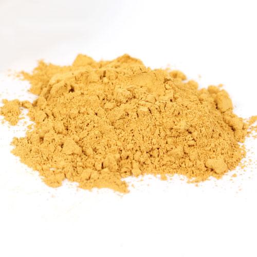 Жёлтая глина
