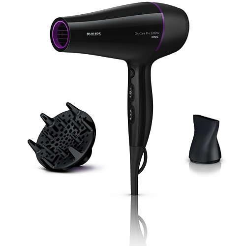 Фен для волос Philips BHD176
