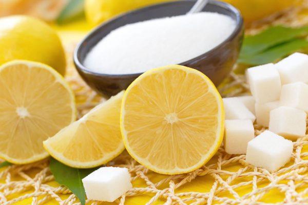Сахар и лимоны