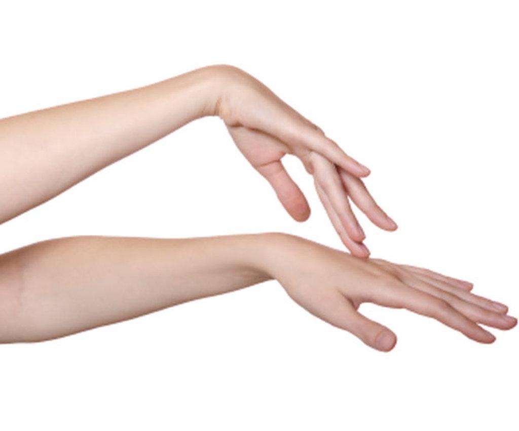 шугаринг рук