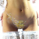 Свадебный бикини-дизайн