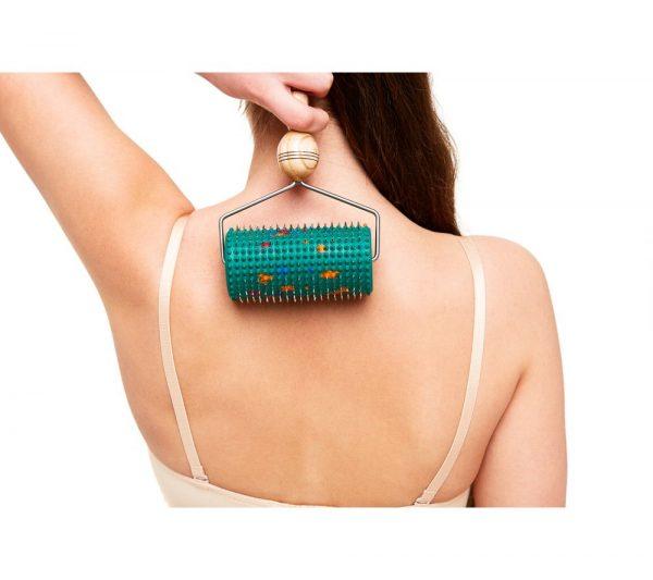 валик Ляпко для массажа спины