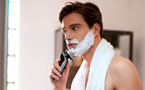 Влажный способ бритья