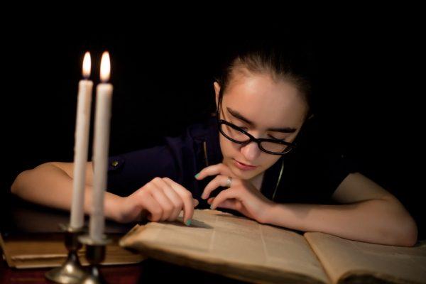 Чтение в темноте