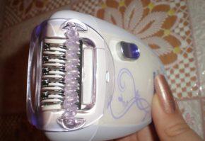 Электроэпилятор - удобное устройство для удаления волос