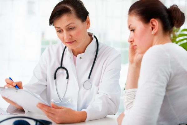 Rонсультация с врачом