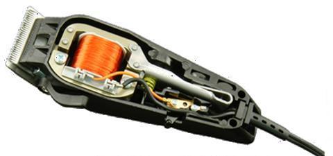 Машинка с электромагнитной катушкой