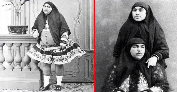 Наложницы иранского шаха