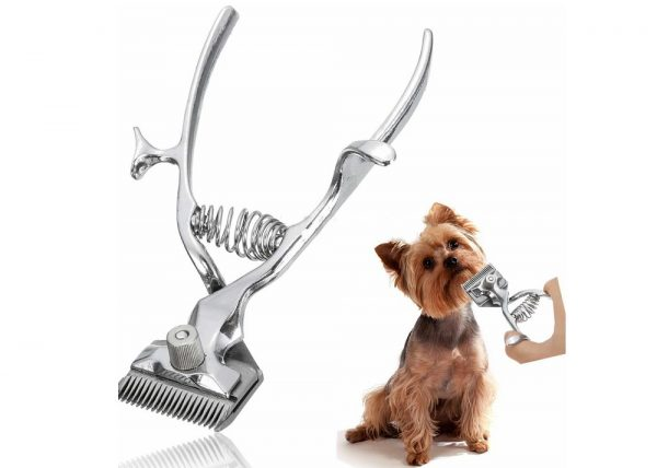 Механическая машинка для стрижки собак