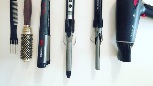 Набор инструментов для укладки волос