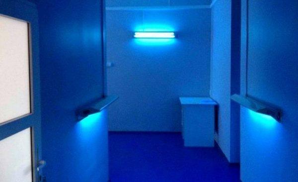 Профессиональные бактерицидные лампы