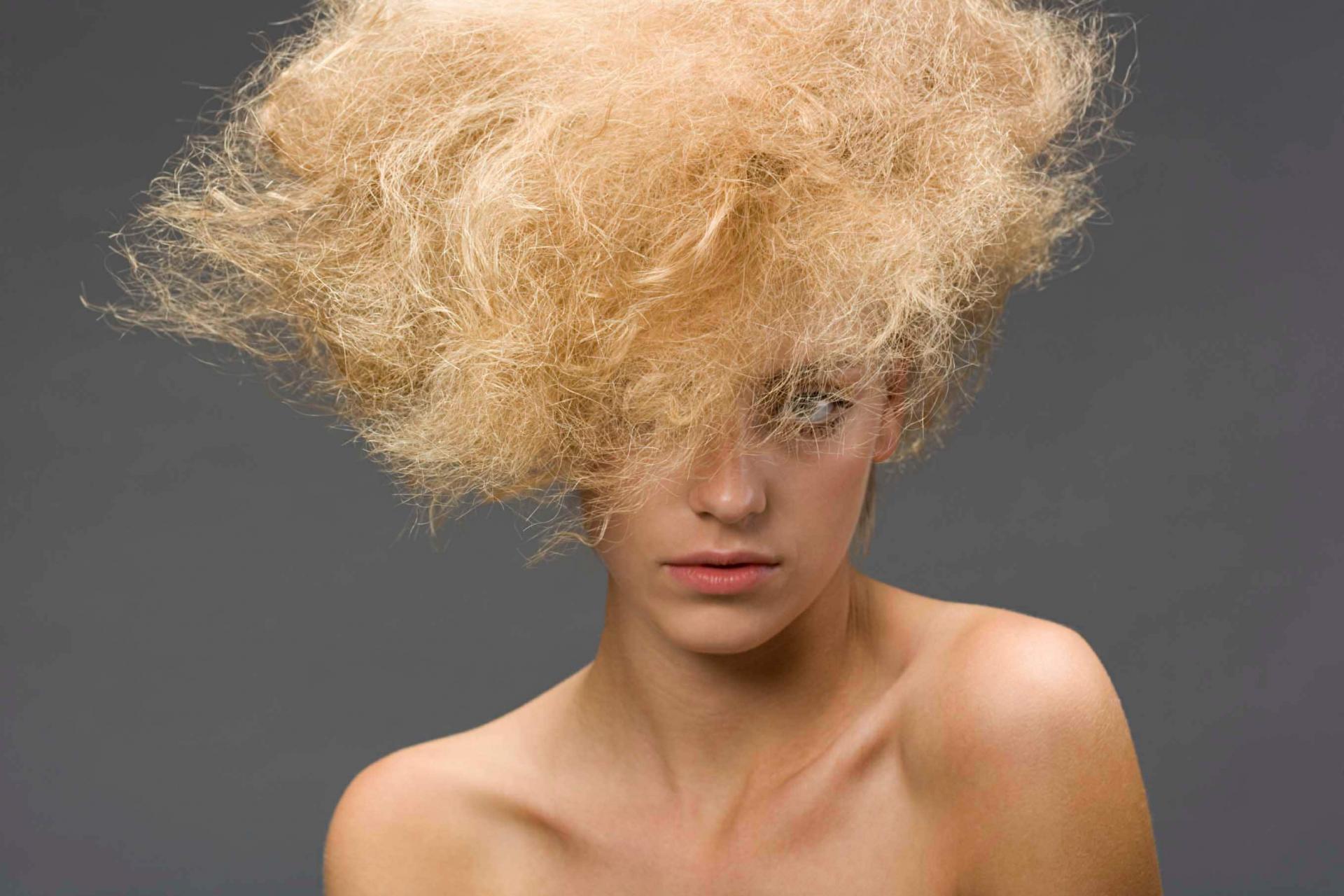 картинка сухого волоса чувствительность активным