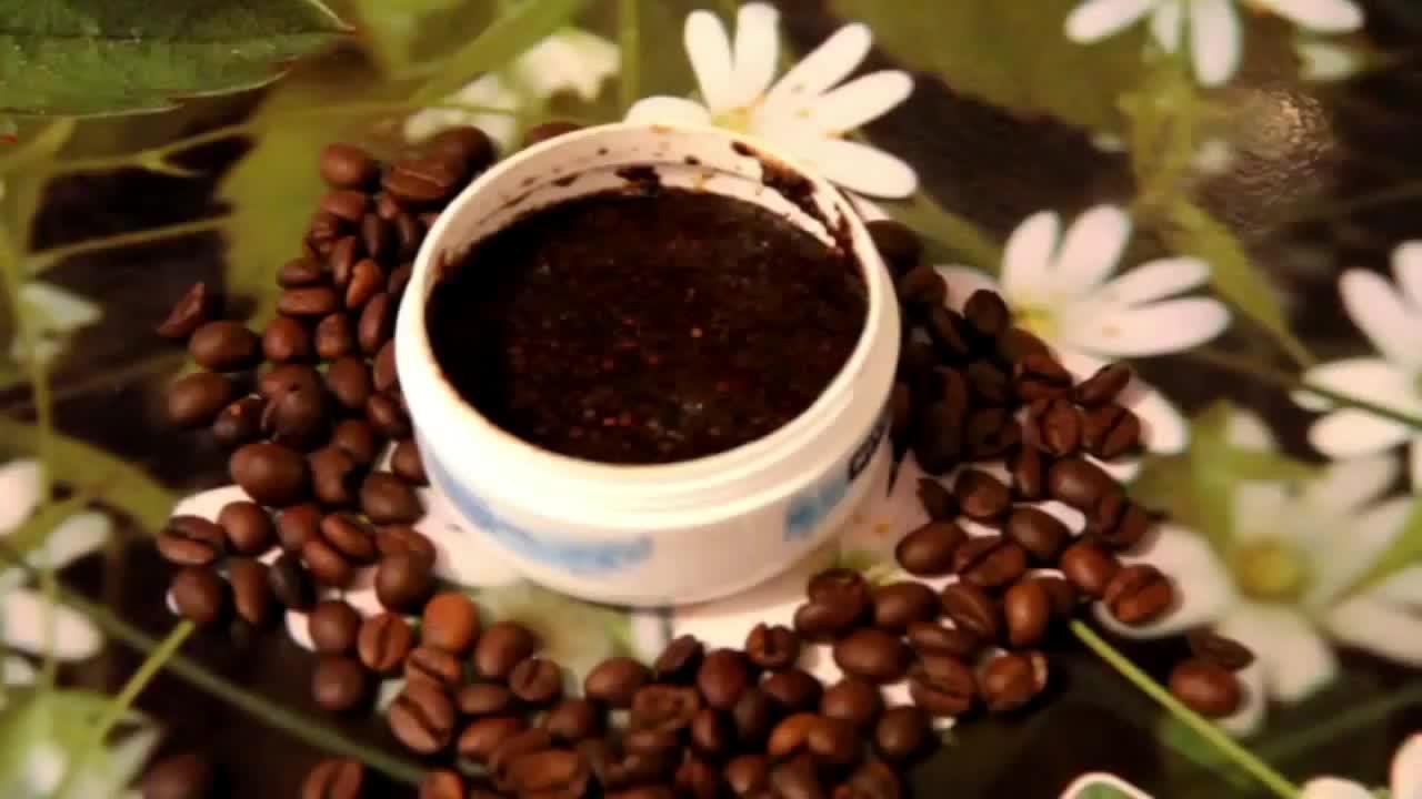 Кофейный скраб при варикозе