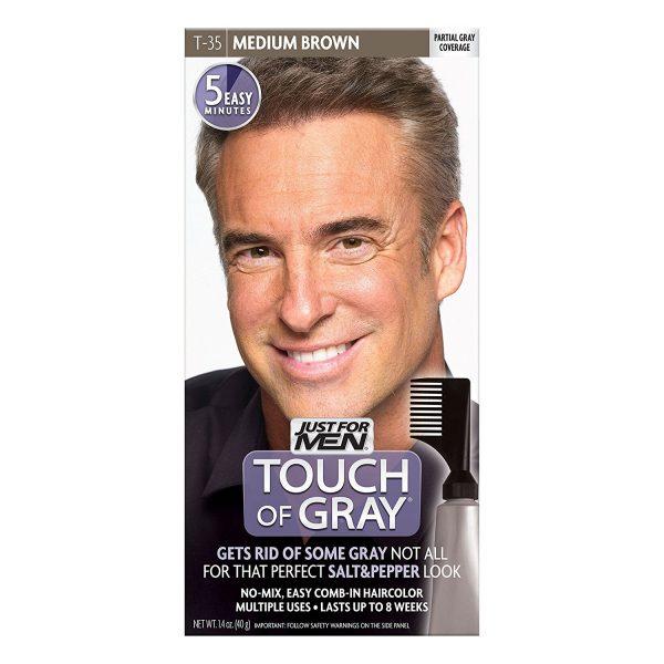 Краска для седых волос JustForMen