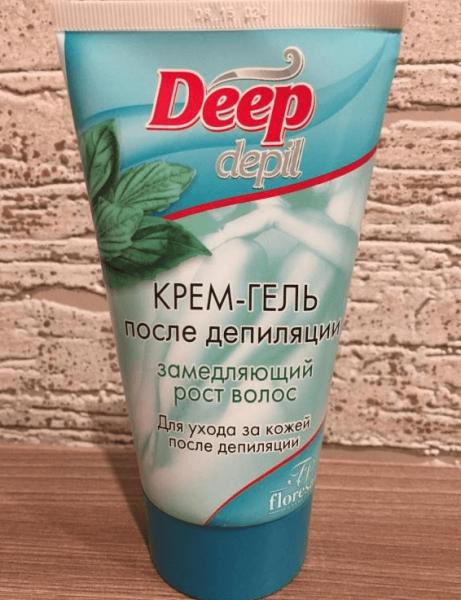 Крем-гель после депиляции Floresan Deep Depil