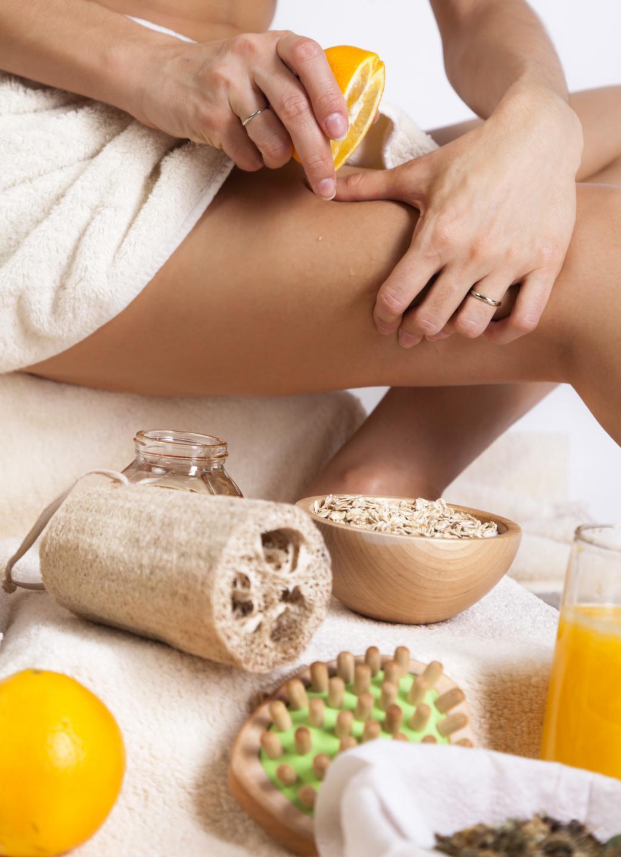 Домашний массаж от похудения
