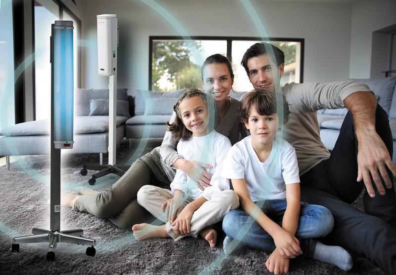 Кварцевые лампы для дезинфекции дома