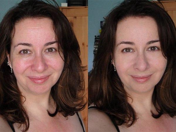 Лифтинг эффект масок с желатином: до и после