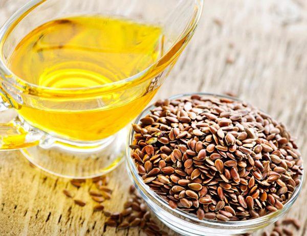 Льняное масло для желудка и кишечника: полезные свойства, особенности применения и противопоказания