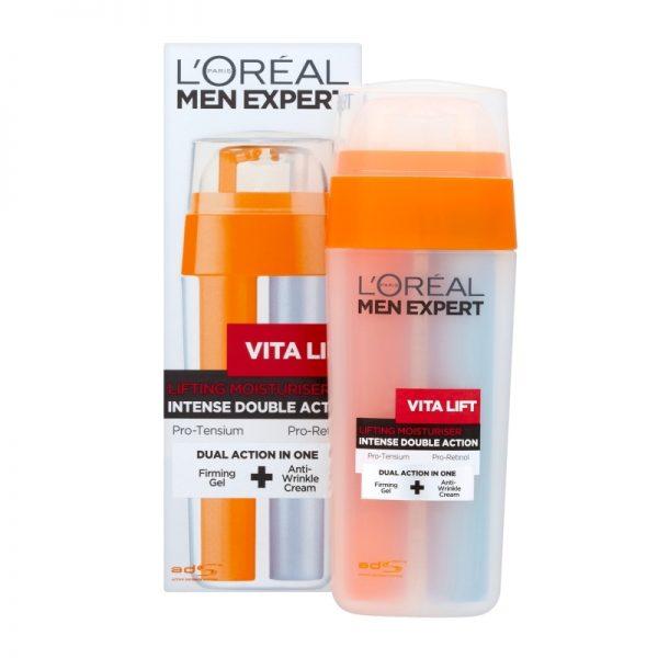 Антивозрастная серия косметики для мужчин Men Expert Vita Lift от L`Oreal