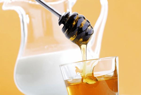 Молочно-медовое обёртывание