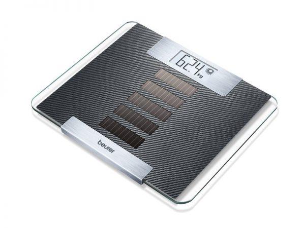 Напольные весы на солнечных батареях