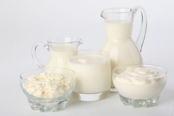 Полезные для кожи молочные продукты