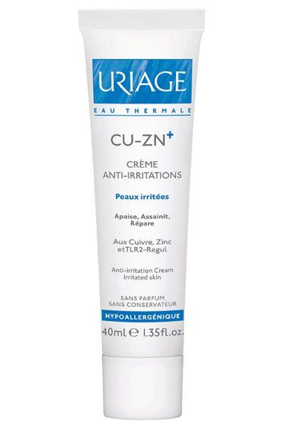 Крем Cu-Zn Creme Uriage