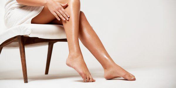 Ухоженные женские ноги