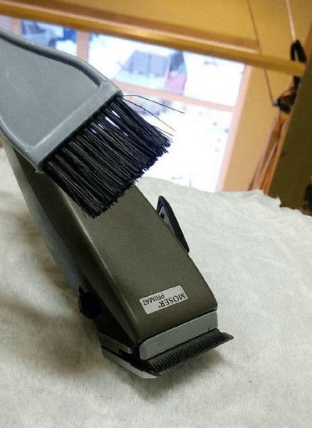 Щётка для чистки